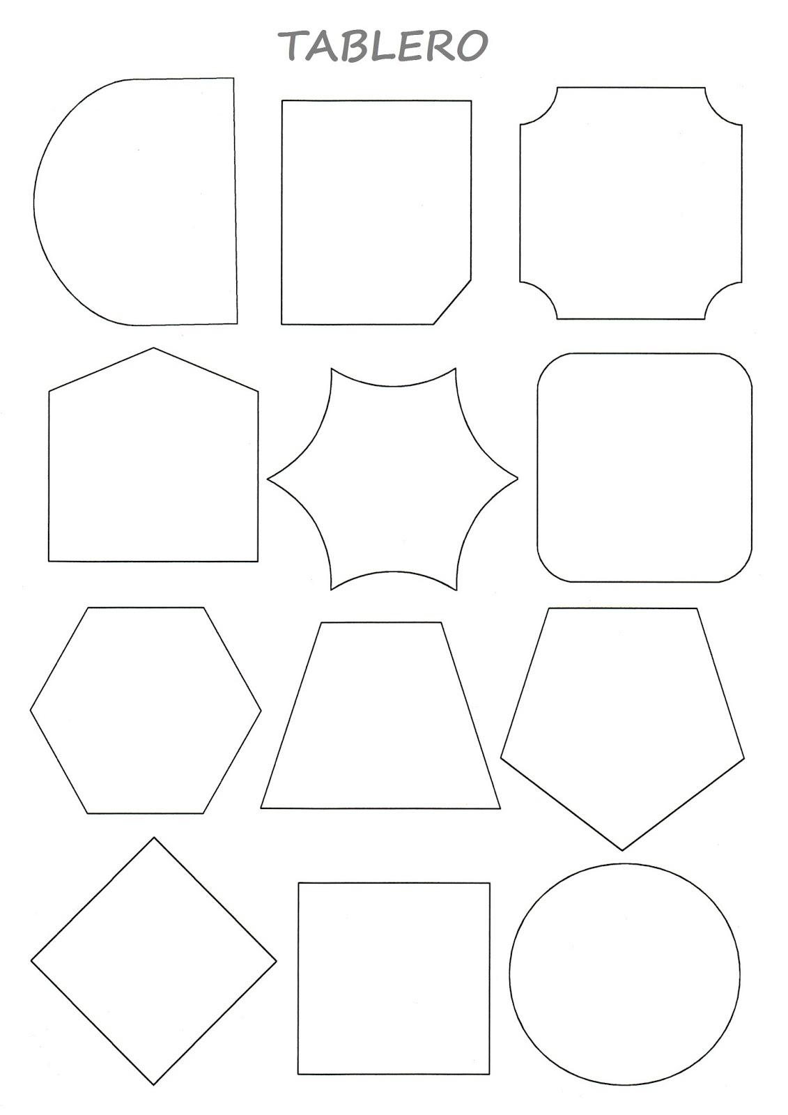 Puntadas para niños: Jugando con las formas (para los más chiquitos)