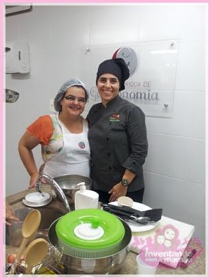 culinária desintoxicante com a nutricionista Sonja Salles
