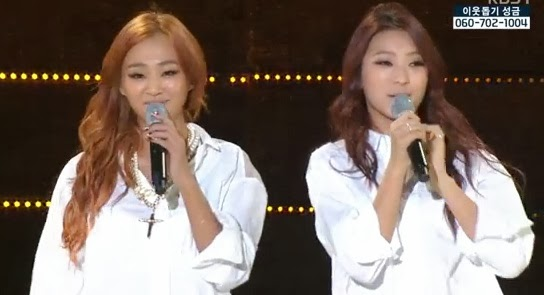 SISTAR19 perform 'Ma Boy' on Open Concert
