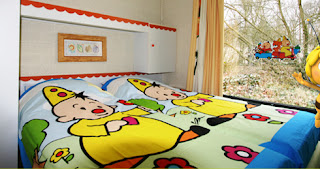 Plopsa cottages center parcs huttenheugte plopsaland