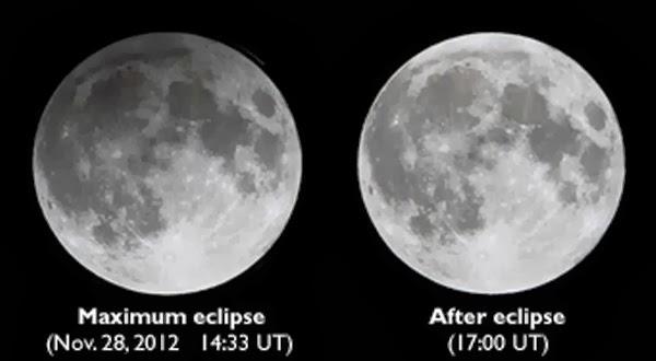 Gerhana Bulan Akan Terlihat di Malam Jumat