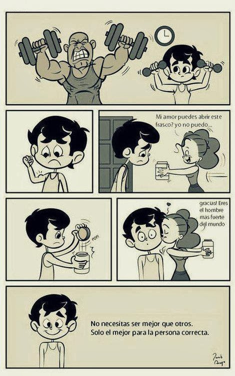 No hay nadie perfecto, pero sí alguien perfecto para nosotros
