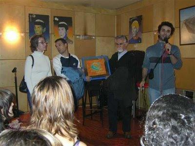 Premio EhColega 2008: Asociación de Leganés con el Pueblo Saharaui