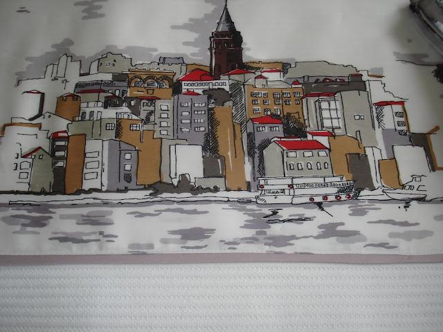 İstanbul Desenli Kumaşlar