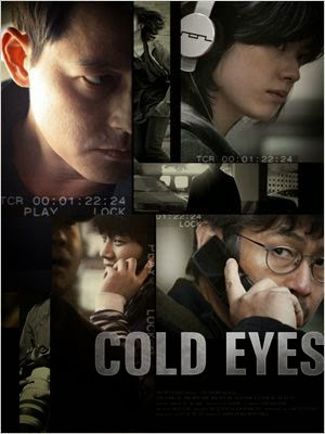 Cold Eyes – BRRip AVI + RMVB Legendado