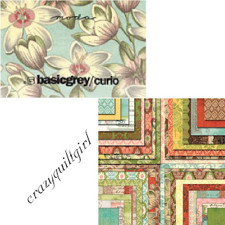 CURIO Quilt Fabric by basicgrey for Moda Fabrics