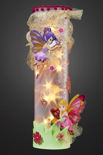 Basteln macht gl cklich lampen basteln sternentraum - Lampe kinderzimmer basteln ...