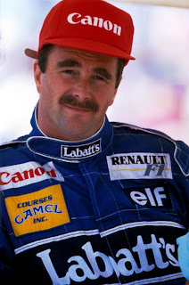 ... do Nigel Mansell