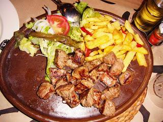 Oviedo, Tierra Astur, Troceado de carne