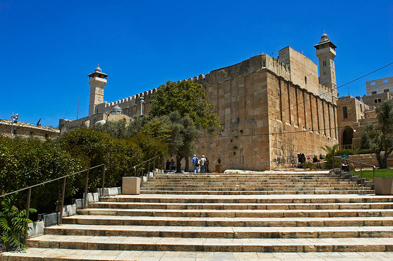 Hebron, Tempat Dakwah Tiga Nabi