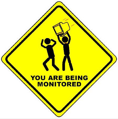Estás siendo monitoreado... Literalmente!