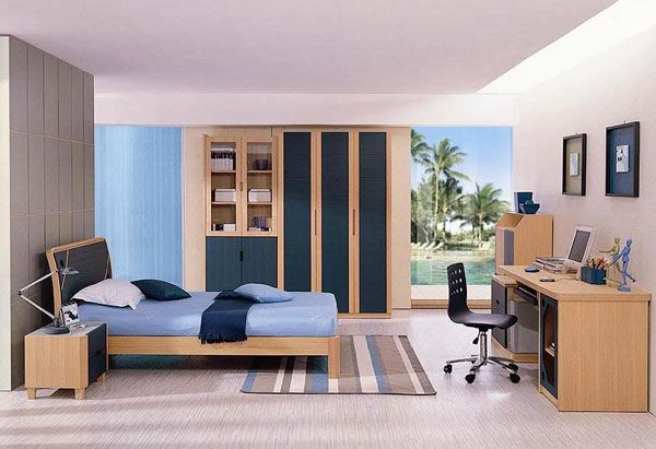 Teenage Bedroom Styles