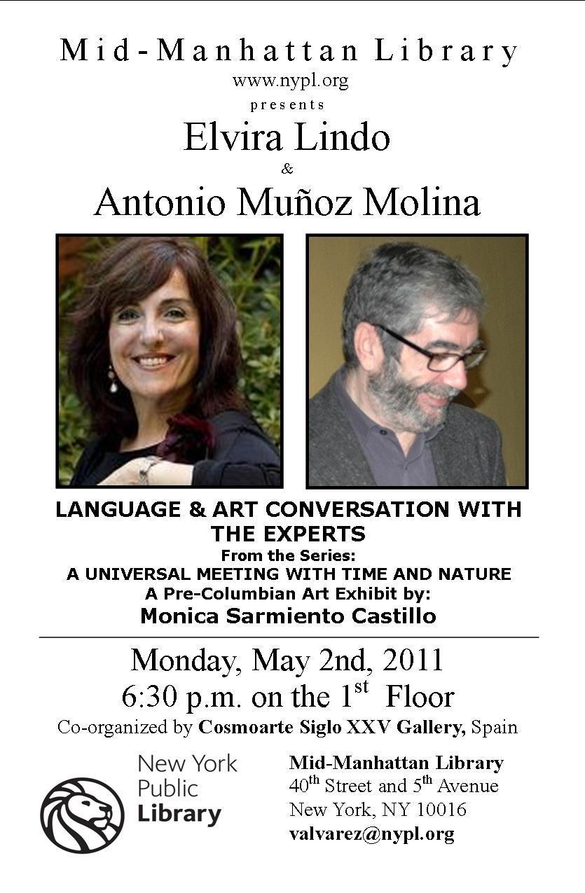 artistas y maestros latinoamericanos  escritores espa u00f1oles