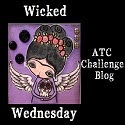 Wicked Wednesdays ATC