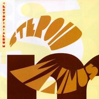 Album art for Ectopia, third album by Steroid Maximus