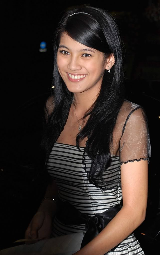 Alyssa Soebandono Is Indonesian Beautiful And Cute Young Actress She So Pretty