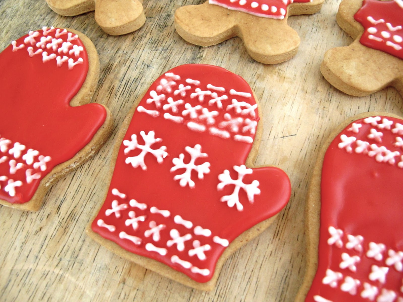 Jenny Steffens Hobick Gingerbread Cookies Christmas