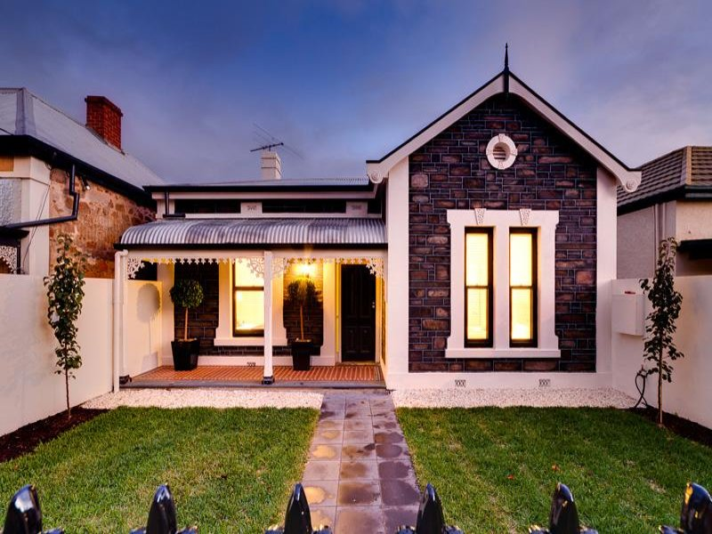 a beautiful adelaide bluestone house