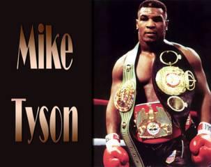 Kisah hidup Mike Tyson