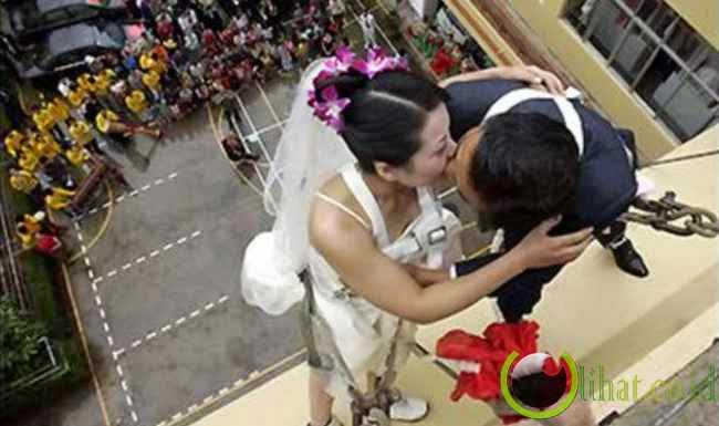 Pernikahan Paling Ekstrem