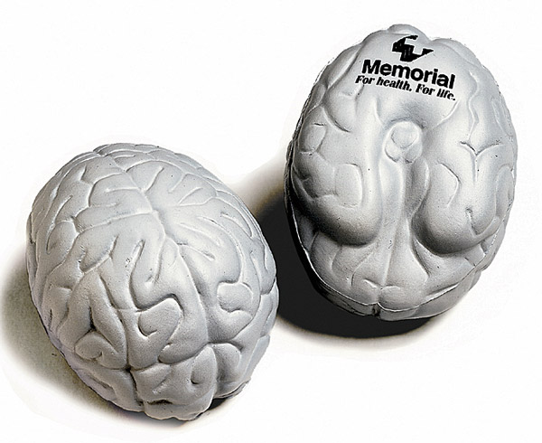 Brian Owens Image Brain Stress Ball