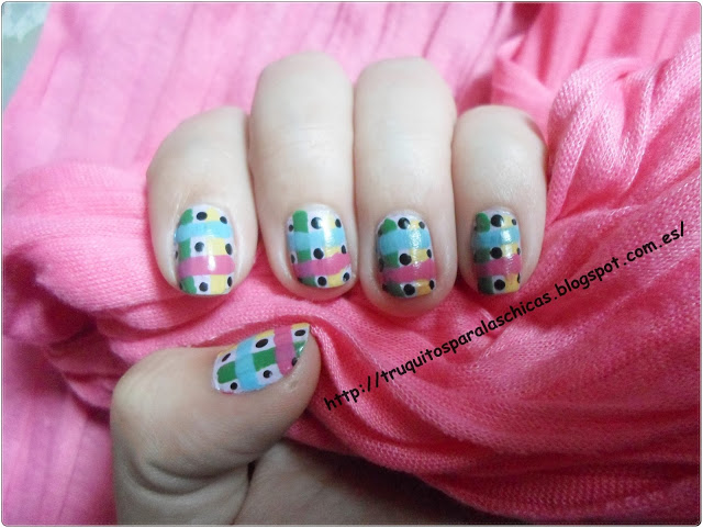manicura uñas cortas