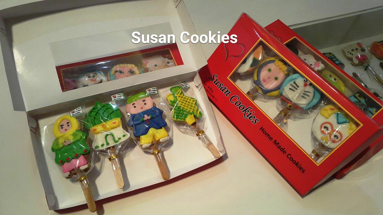 Susan Cookies