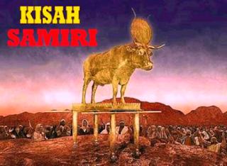 Kisah Samiri (Musa bin Za'far)