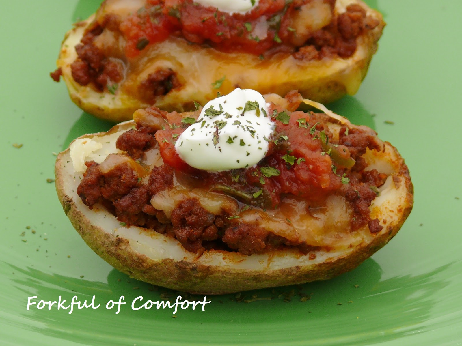 wanting something different than the basic potato skins for our new ...