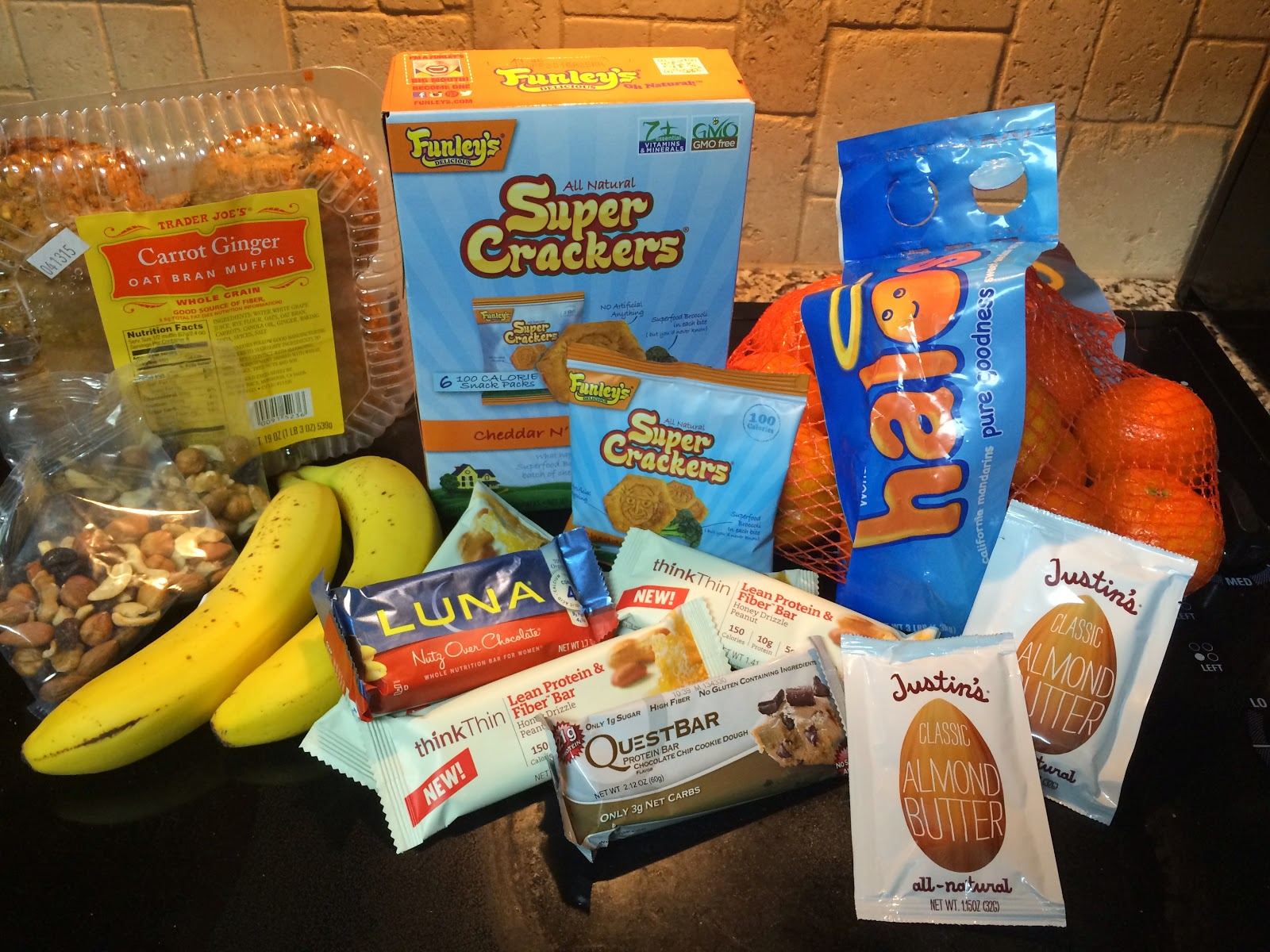 Healthy Food To Buy For College Dorm