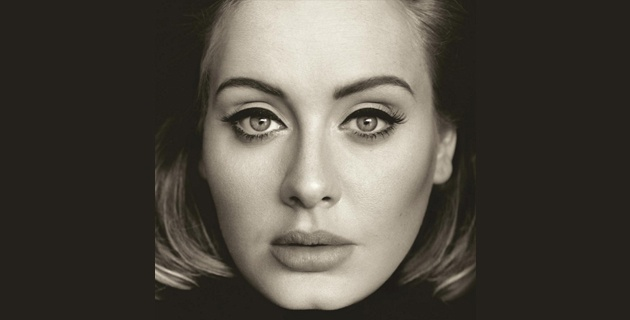 "Adele vendió un millón de copias con ""25"" en Reino Unido"