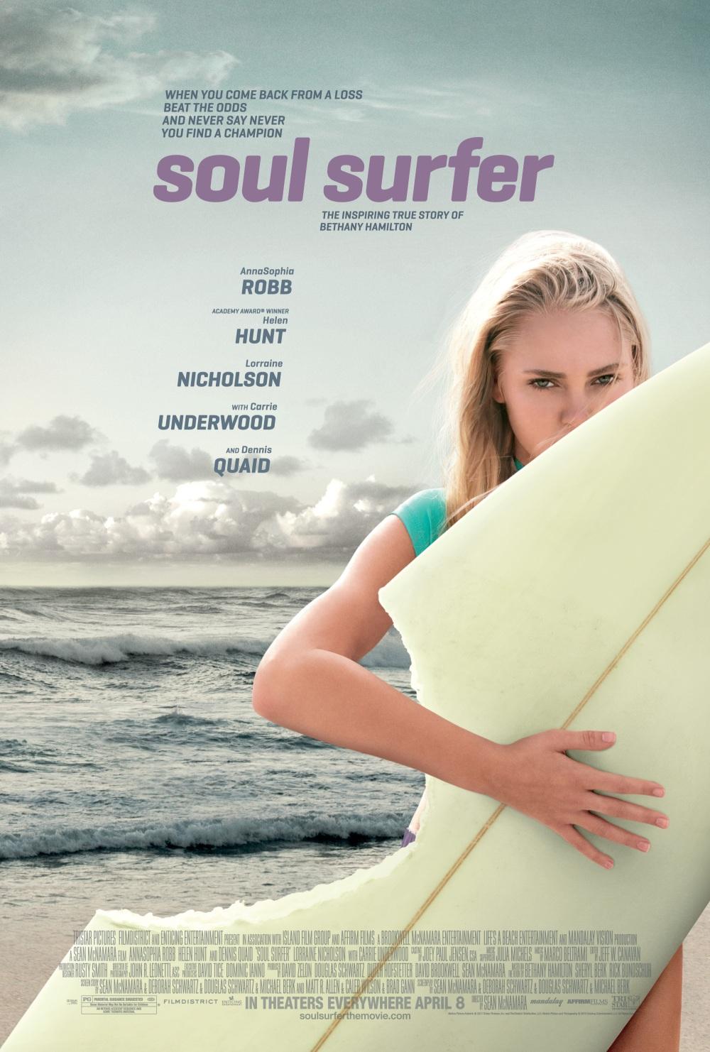 Soul Surfer (Olas del corazon) (2011)