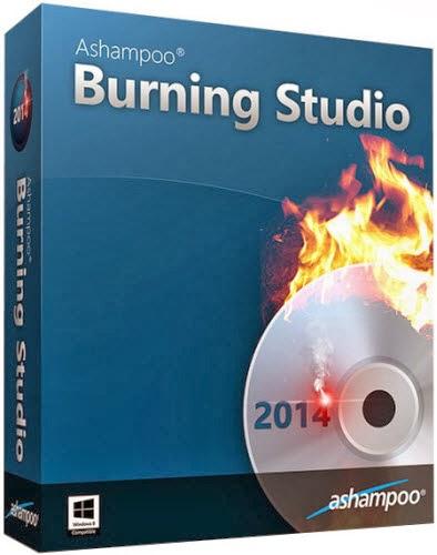 Burning Studio 14
