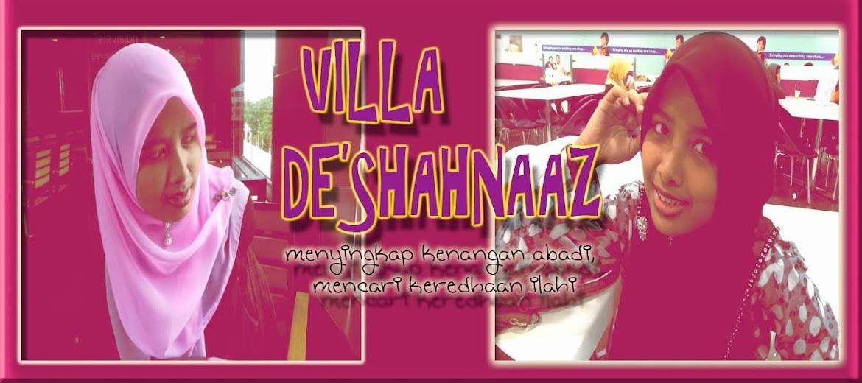 VILLA DE' SHAHNAAZ