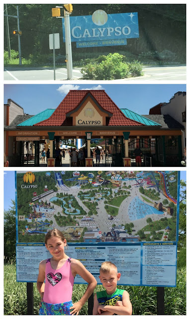 Calypso Theme Water Park 2015