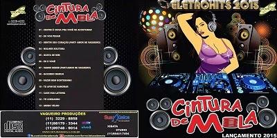 Cintura de Mola Eletro Hits 2015 CD 2014