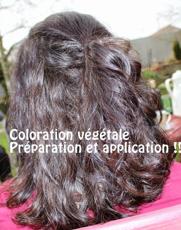 jai test cette semaine les colo khadi ben oui jenvie de me remettre au henn et javais tellement entendu parler de ces colorations quil fallait que - Coloration Vgtale Sans Henn