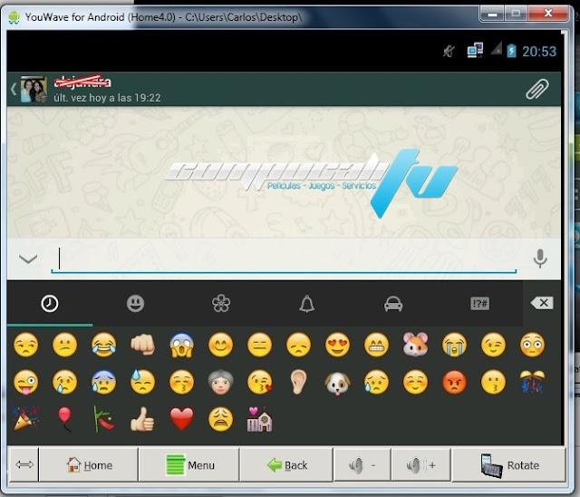 Descargar Whatsapp para PC