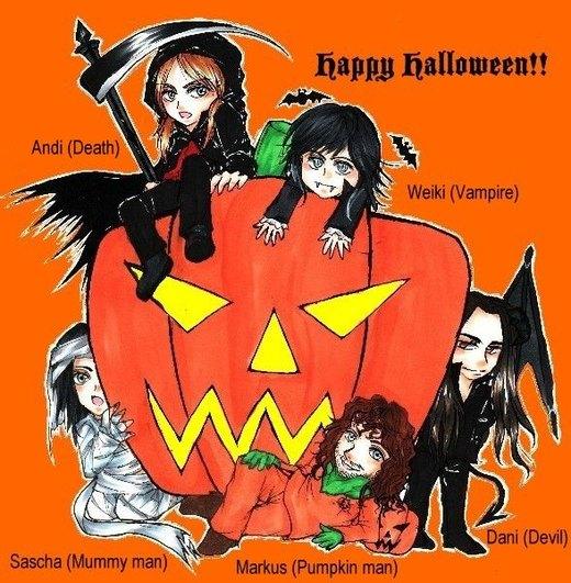 Happy Happy Halloween por Mito126