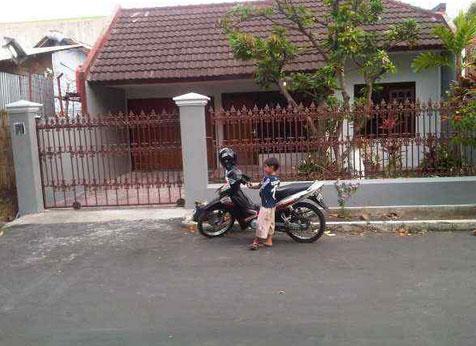 Rumah Kontrakan daerah Indragiri Malang