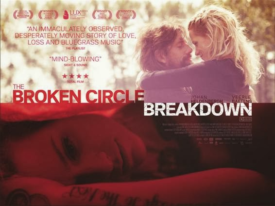 Frases de la película The Broken Circle Breakdown