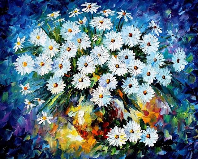 bodegones-de-flores-oleo-espatula