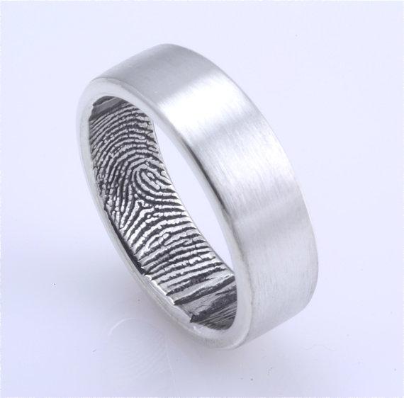 in korea aaron s fingerprint ring