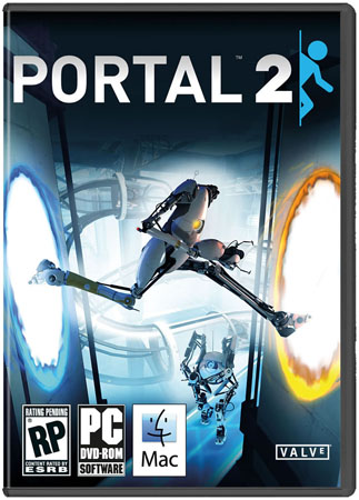 portal 2 ps3 cover. portal 2 ps3. portal 2 ps3 box
