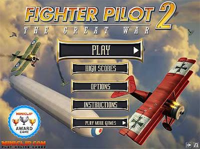 Jugar Juego FIGHTER PILOT 2 online