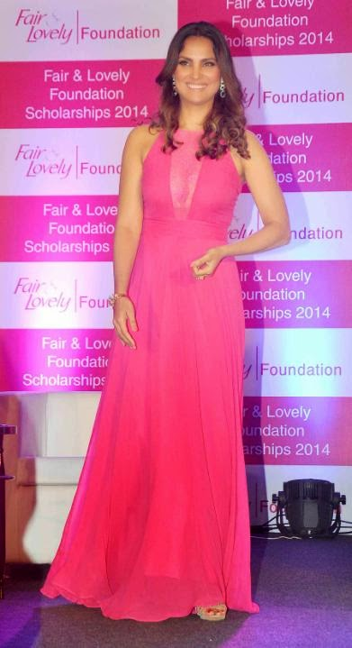Lara Dutta at The Fair & Lovely Foundation Event Stills