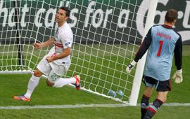 أهداف مباراة البرتغال والدنمارك 3-2 في بطولة اليورو 13-6-2012