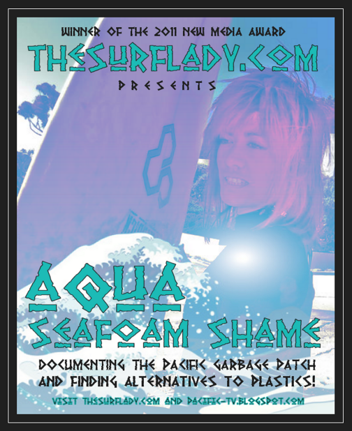 The Surf Lady Presents Aqua Seafoam Shame