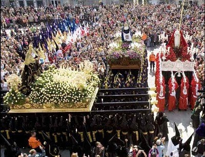 Semana Santa Ferrol - Santo encuentro