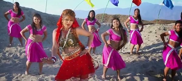 Maya Basyo Mutuma - Aago 2 Nepali Movie Song
